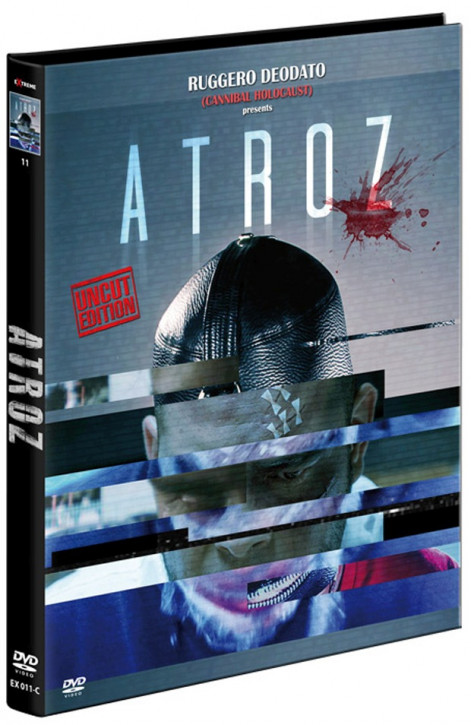 Atroz - Limited Mediabook Edition - Cover C [DVD]