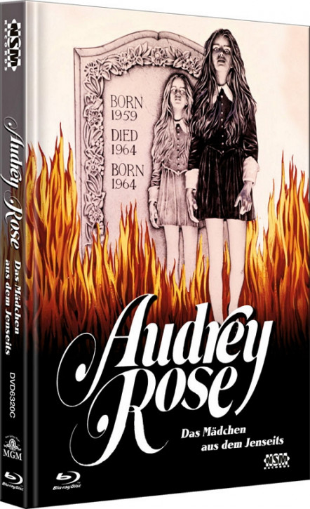 Audrey Rose - Limited Collector's Edition - Cover C [Bluray+DVD]