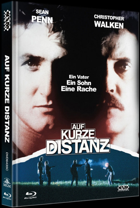 Auf kurze Distanz - Limited Collector's Edition - Cover C [Blu-ray+DVD]