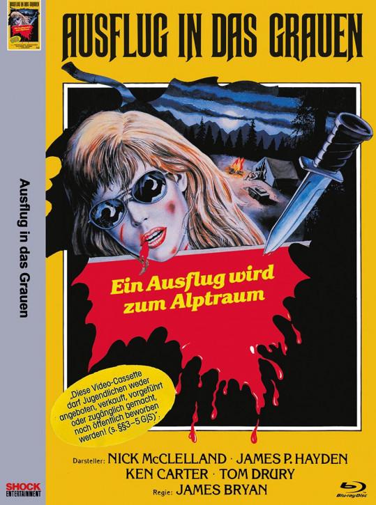 Ausflug des Grauens - Große Hartbox [Blu-ray]