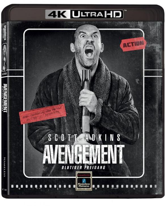Avengement - Blutiger Freigang [4K UHD+Blu-ray]