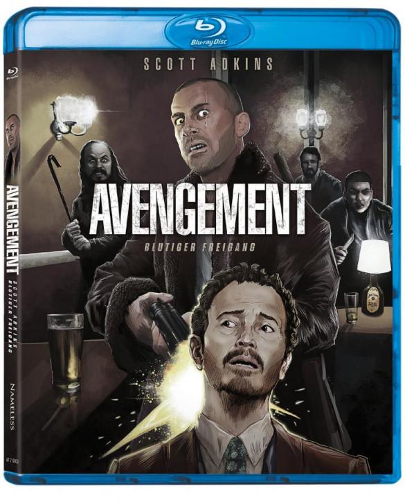 Avengement - Blutiger Freigang [Blu-ray]