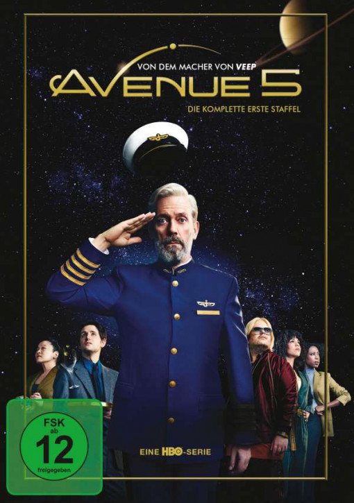 Avenue 5 - Staffel 1 [DVD]