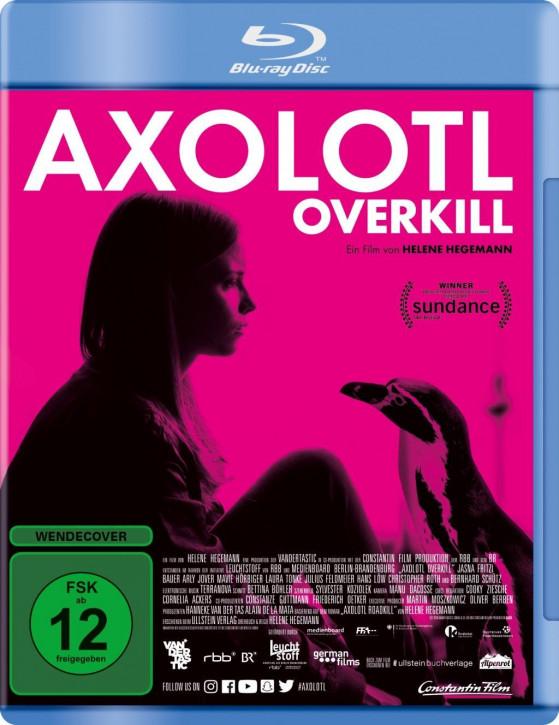 Axolotl Overkill [Blu-ray]
