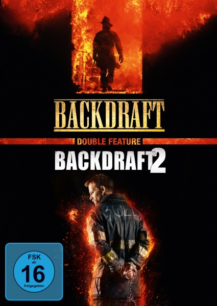 Backdraft Double Feature [DVD]