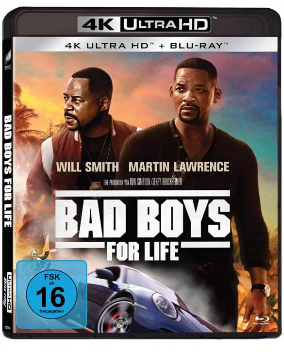 Bad Boys for Life [4K UHD+Blu-ray]