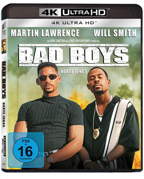 Bad Boys - Harte Jungs [4K UHD+Blu-ray]
