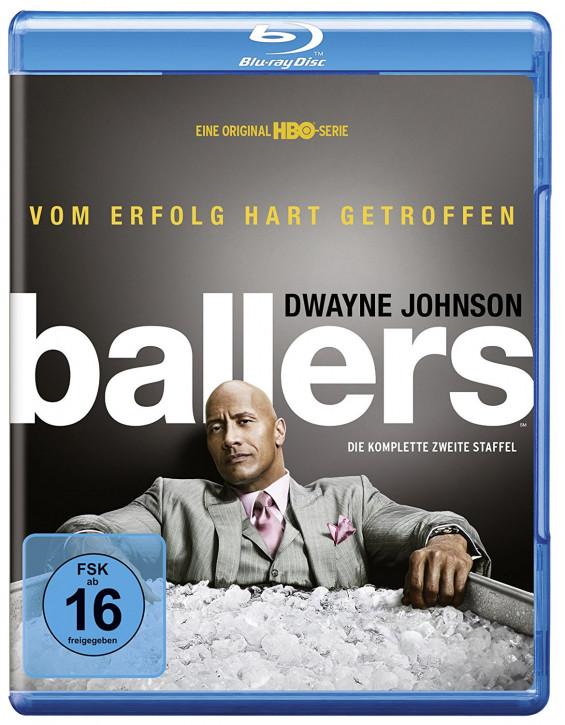 Ballers - Die komplette 2. Staffel [Blu-ray]