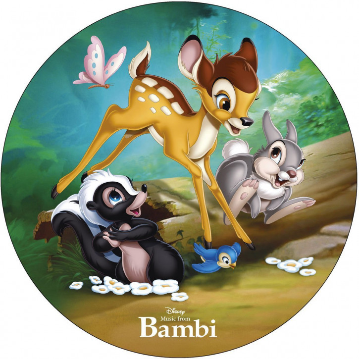 Music From Bambi (Picture Disc) [Vinyl LP]