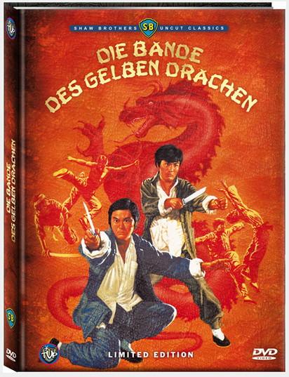 Die Bande des gelben Drachen - Limited Edition - Cover A [DVD]