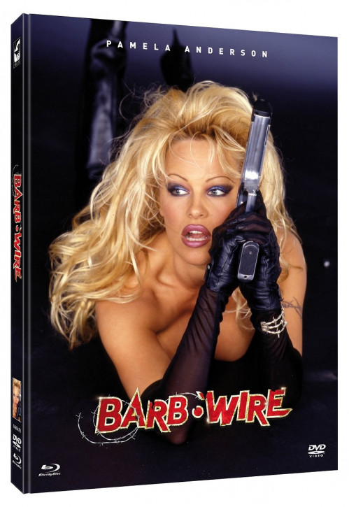 Barb Wire (Unrated) - Limited Mediabook Edition [Blu-ray+DVD]