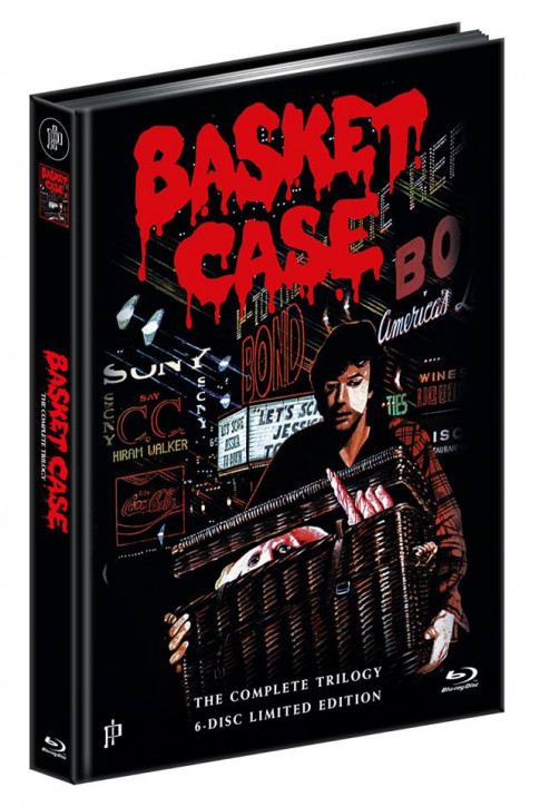 Basket Case - The Complete Trilogy - Limited Edition [Blu-ray+DVD]