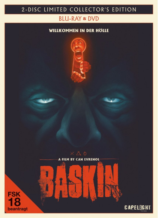 Baskin - Limited Collector's Edition [Bluray+DVD]