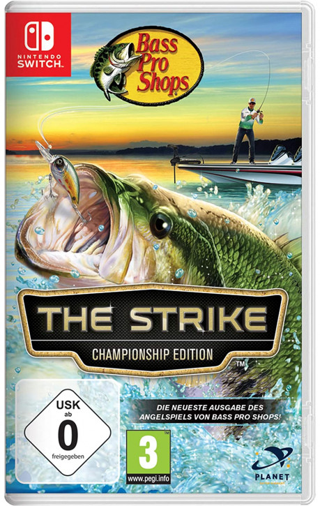Bass Pro Shops The Strike [Nintendo Switch]
