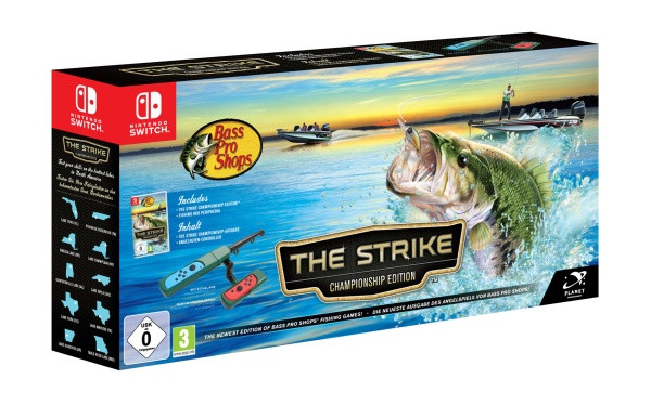 Bass Pro Shops The Strike (Bundle) [Nintendo Switch]