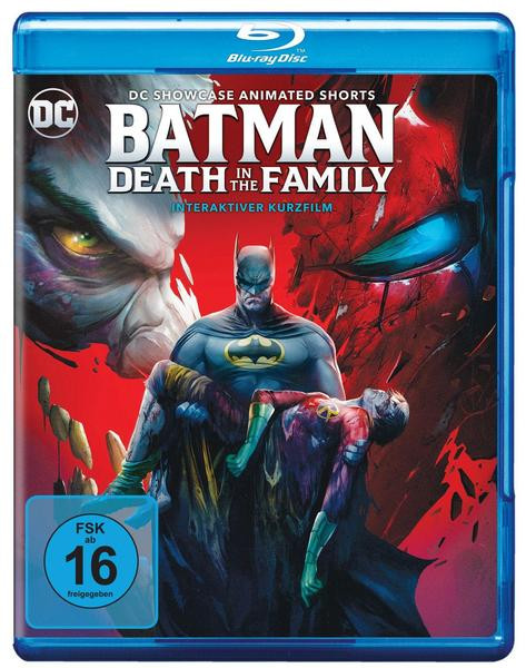 Batman: Death in the Family [Blu-ray]