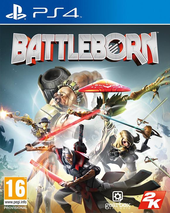 Battleborn (AT-Pegi) [PS4]