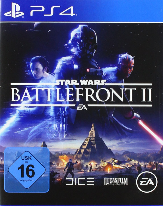 Star Wars Battlefront II [PS4]