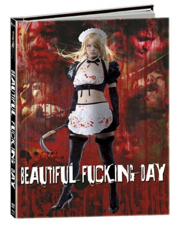Beautiful Fucking Day - Limited Edition Mediabook [Blu-ray+DVD]