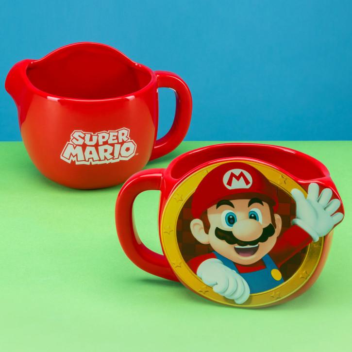 Tasse - Super Mario Bros.: Mario