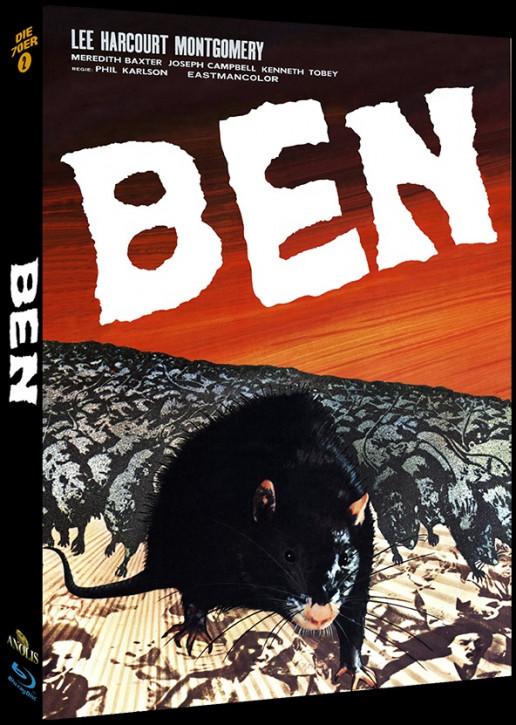 Ben - Mediabook - Cover A [Blu-ray]