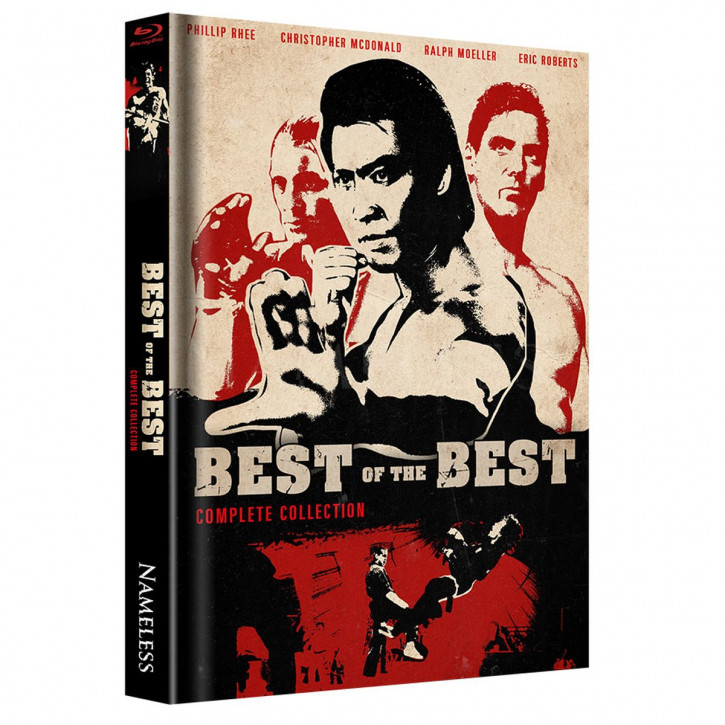 Best of the Best 1-4 - Complete Edition [Blu-ray]