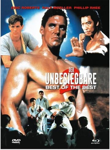 Best of the Best 2 - Der Unbesiegbare - Mediabook - Cover A [Blu-ray+DVD]