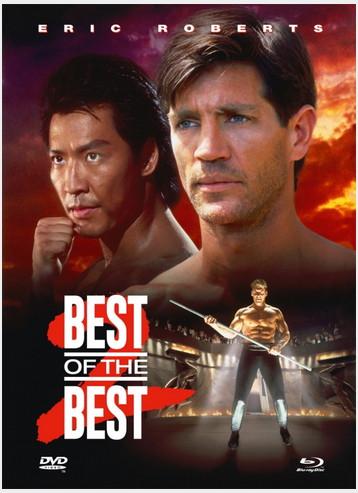 Best of the Best 2 - Der Unbesiegbare - Mediabook - Cover B [Blu-ray+DVD]