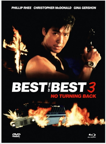 Best of the Best 3 - No Turning Back - Mediabook - Cover A [Blu-ray+DVD]