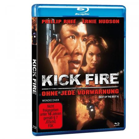 Kick Fire - Best of the Best 4 [Blu-ray]