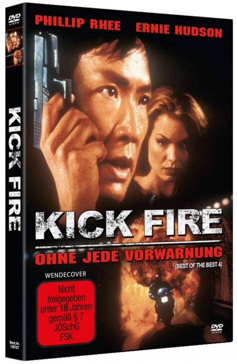 Kick Fire - Best of the Best 4 [DVD]