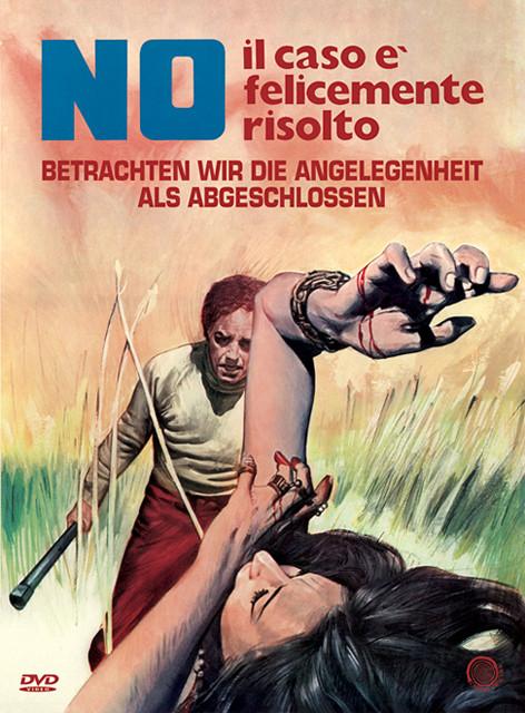 Betrachten wir die Angelegenheit als abgeschlossen (Italian Genre Cinema Coll. No. 17) [DVD]