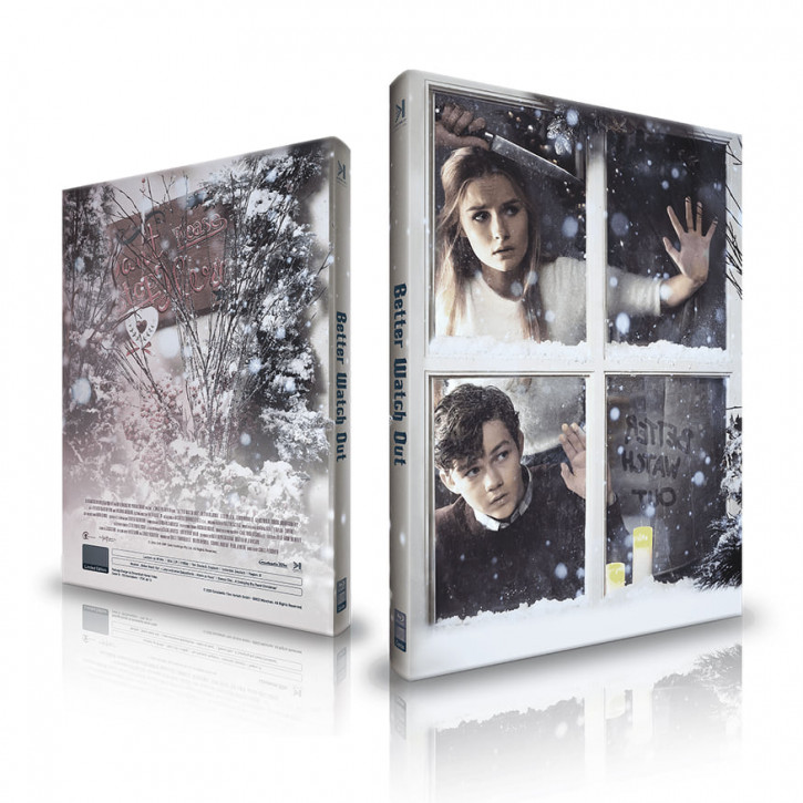 Better Watch Out - Mediabook - Cover B [Blu-ray+CD]