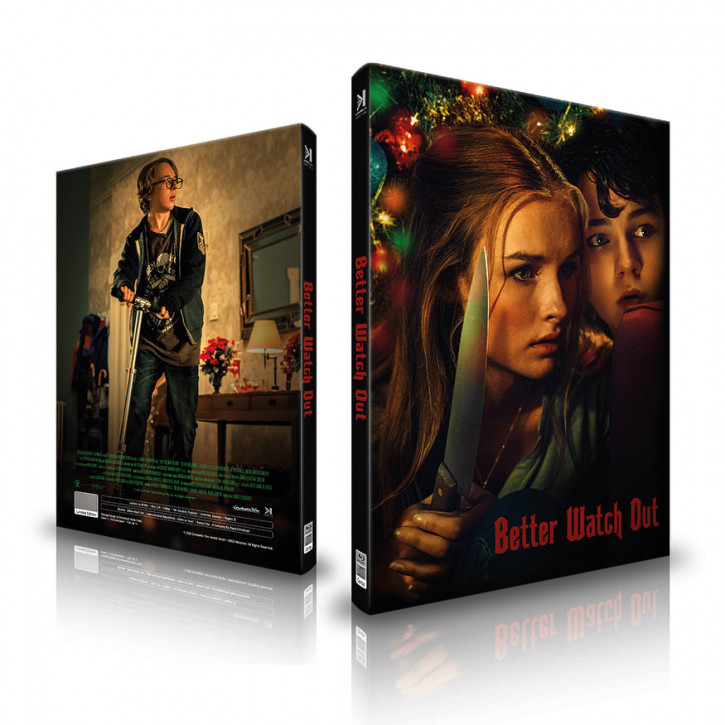 Better Watch Out - Mediabook - Cover C [Blu-ray+CD]