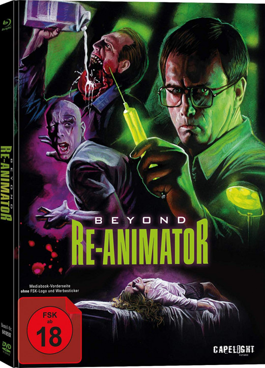 Beyond Re-Animator - Limited Collector's Edition [Bluray+DVD]