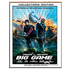 Big Game - Limited Mediabook Edition - Cover B [Blu-ray]