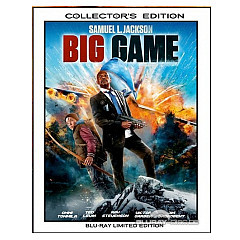 Big Game - Limited Mediabook Edition - Cover C [Blu-ray]