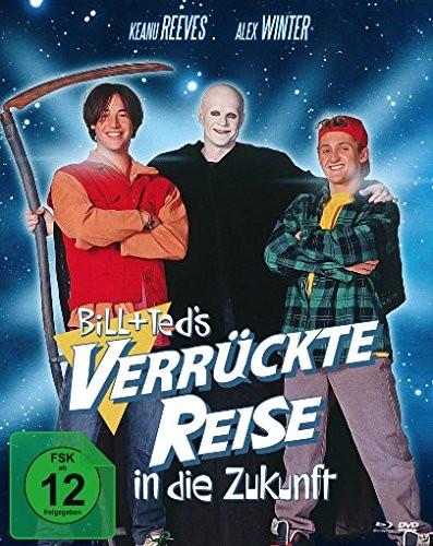 Bill & Ted's verrückte Reise in die Zukunft - Limited Mediabook Edition [Blu-ray+DVD]