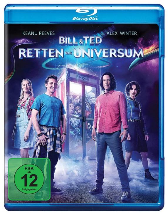 Bill & Ted retten das Universum [Blu-ray]