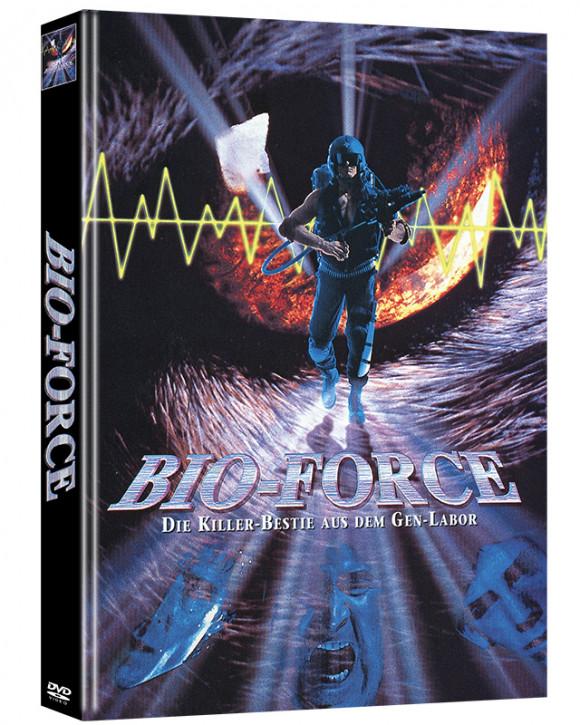 Bio-Force - Die Killer-Bestie aus dem Gen-Labor - Limited Mediabook Edition - [DVD]