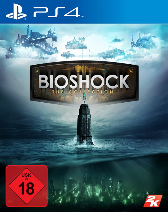 BioShock - The Collection [PS4]