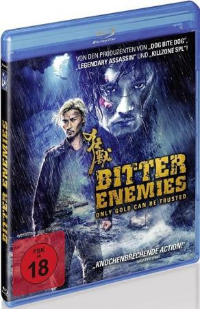 Bitter Enemies [Blu-ray]