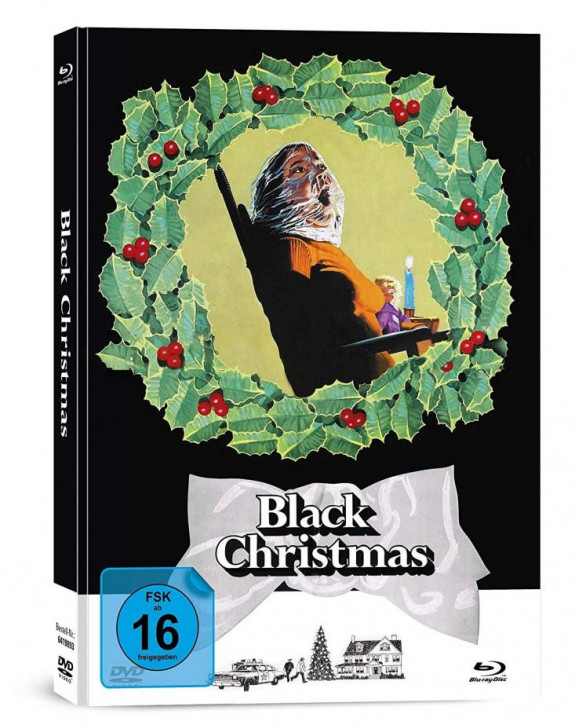 Black Christmas - Limited Collector's Edition [Bluray+DVD]