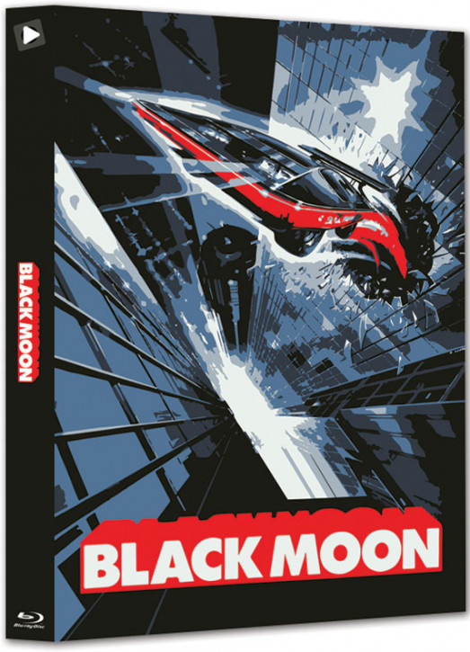 Black Moon - Limited Mediabook Edition [Blu-ray+DVD]