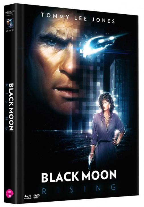 Black Moon Rising - Mediabook [Blu-ray+DVD]
