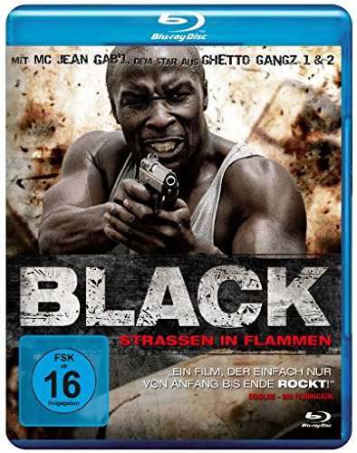 Black - Strassen in Flammen [Blu-ray]