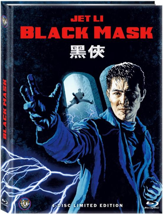 Black Mask - Limited Mediabook Edition [Blu-ray+DVD]