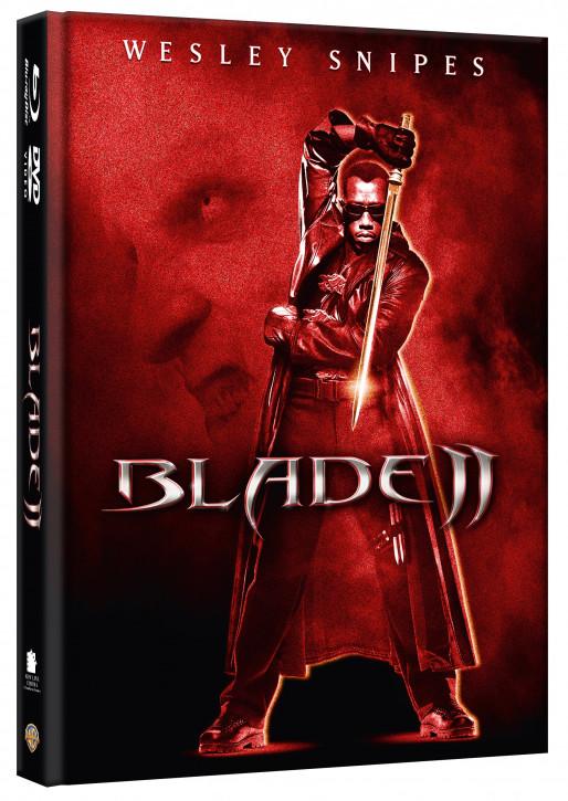 Blade 2 - Limited Mediabook [Blu-ray+DVD]