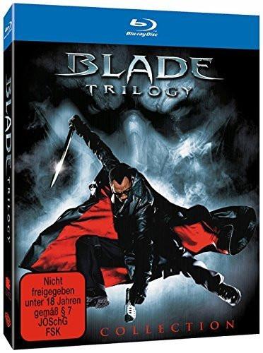 Blade Trilogie Box [Blu-ray]