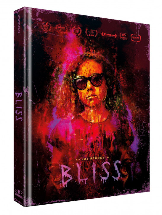 Bliss - Limited Mediabook - Cover A [Blu-ray+DVD]